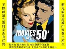 二手書博民逛書店Movies罕見of the 50s 50 的電影Y21066