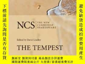 二手書博民逛書店The罕見Tempest (the New Cambridge Shakespeare)Y307751 Wil