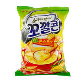 韓國 LOTTE 樂天 烘焙玉米脆角 ◆86小舖 ◆