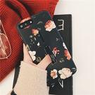 【SZ24】復古花朵隱形支架 iPhon...