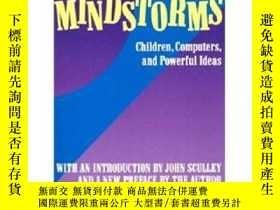 二手書博民逛書店Mindstorms:Children,罕見Computers, And Powerful IdeasY449