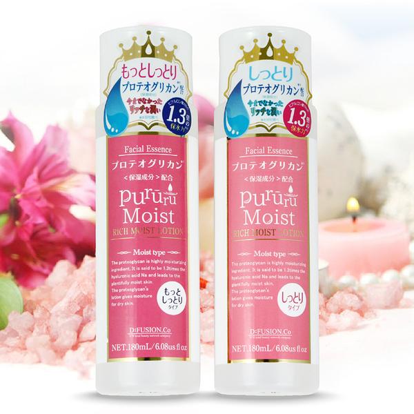 日本Pururu Moist 保濕化妝水 (180ml)
