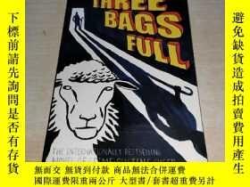 二手書博民逛書店Three罕見Bags FullY211464 Leonie Swann Transworld Paperba