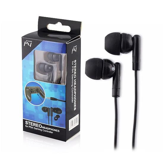 [哈GAME族]滿399免運費 可刷卡●XBOX ONE適用●PS4 入耳式耳機 耳塞式 線長2米 輕巧方便 WTP4-019