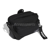 adidas 斜背包 Classic Organizer Bag 黑 白 男女款 隨身小包 運動休閒 【ACS】 FL3732