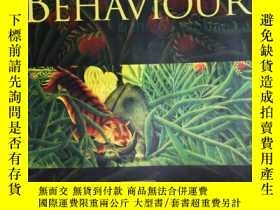 二手書博民逛書店ANIMAL罕見BEHAVIOUR 動物行爲學 生物學 生態學學
