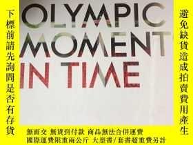 二手書博民逛書店great罕見olympic moments in timeY2