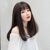 假髮女長髮鎖骨髮