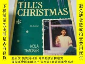 二手書博民逛書店TILL S罕見CHRISTMAS:直到聖誕節(外文)Y2128