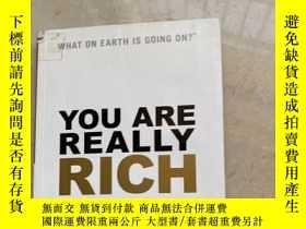 二手書博民逛書店You罕見Are Really RichY188112 Steve Henry 著 Virgin Hardb