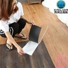 自粘地板貼紙pvc地板革加厚耐磨防水臥室家用【匯美優品】