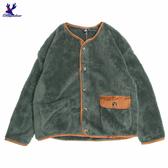 【三折特賣】American Bluedeer - 保暖絨毛外套(魅力價)  秋冬新款