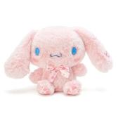 〔小禮堂〕大耳狗 絨毛玩偶娃娃《S.粉》玩具.擺飾.燦爛櫻花系列 4901610-20216