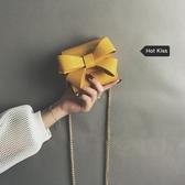 【快樂購】側背包 斜背包 鏈條包包新款單肩包斜挎小方包