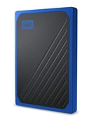 WD My Passport Go 500GB(黑/深藍) 外接式固態硬碟【刷卡含稅價】