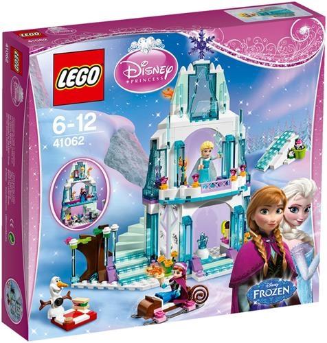 樂高積木 41062 迪士尼 冰雪奇緣 艾莎的閃亮冰雪城堡 ( LEGO Disney )