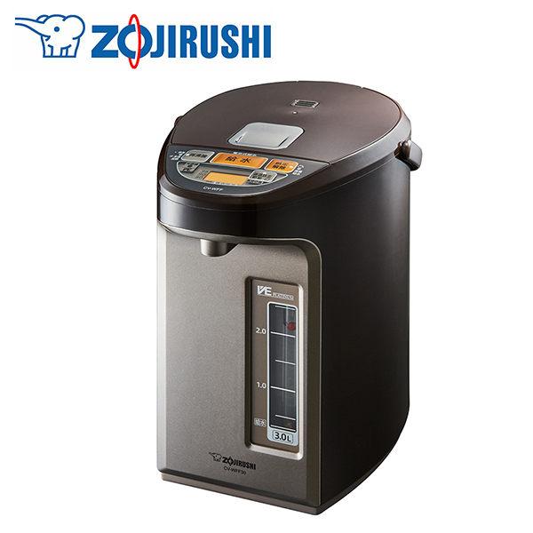 ~陳列出清~象印ZOJIRUSH 3公升 超級真空保溫熱水瓶 CV-WFF30(免運費)