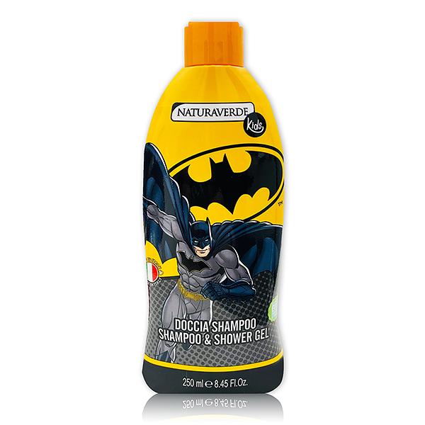 義大利進口 Batman 洗髮沐浴乳 250ml