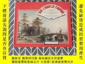 二手書博民逛書店THE罕見CHINESE EMPIRE 【中華帝國】Y33010