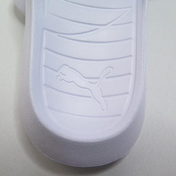 PUMA DIVECAT V2 防水拖鞋 36940002 白 男女款【iSport愛運動】