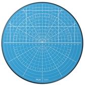 360度旋轉切割盤 C-055 信億多功能360度旋轉盤/一個入{定480} 10吋手動旋轉盤直徑25.5cm MIT製