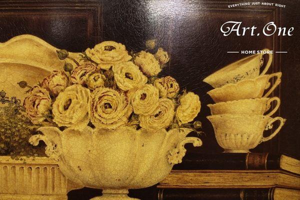 ART ONE 居家設計館 02000435 義大利畫-靜物