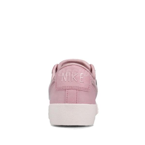 Nike 休閒鞋 Wmns Blazer Low LX 紫 白 女鞋 運動鞋 【ACS】 AV9371-500