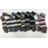 男襪~條紋短襪  男士襪  韓國襪子 【花想容】