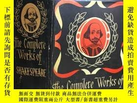 二手書博民逛書店The罕見Complete Works of Shakespea