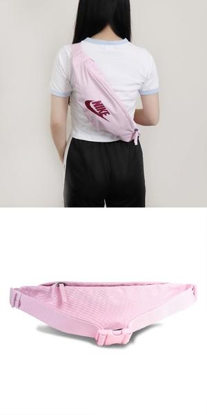 Nike Heritage Hip Pack Baby Pink 粉色 腰包 側背包 BA5750-663