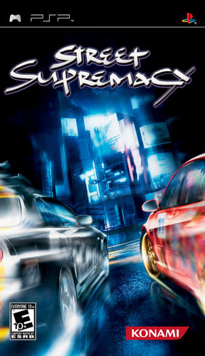 PSP Street Supremacy 街頭賽車(美版代購)