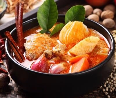 【泰泰風醬料刨刀優惠組】打拋醬、檸檬魚醬、馬沙曼咖哩醬 + 青木瓜刨刀