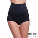 Mollifix瑪莉菲絲 隱形殺手纖腰收腹平口褲 (黑)