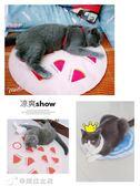 貓咪冰墊貓窩用狗狗涼席不粘毛墊子寵物涼墊夏天睡墊降溫用品 辛瑞拉