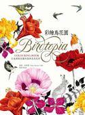 彩繪鳥花園:打造繽紛生動的森林鳥烏托邦