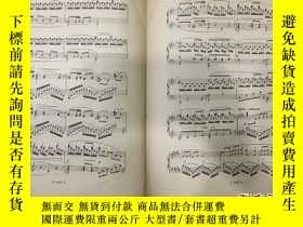 二手書博民逛書店ballade罕見pour le piano Claude de