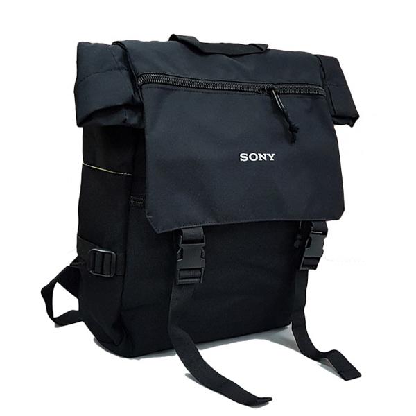 SONY 專屬時尚戶外後背包 現貨黑 免運費