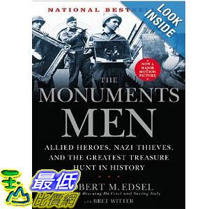 【103玉山網】 2014 美國銷書榜單 The Monuments Men: Allied Heroes  $634