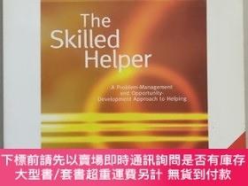 二手書博民逛書店the罕見skilled helper【ninth edition】【16開英文原版如圖實物圖】Y4953 g