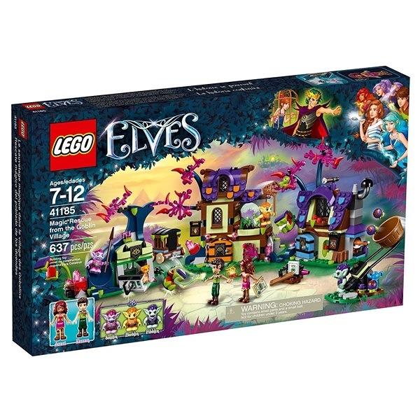 樂高積木LEGO《 LT41185 》Elves 精靈系列 - 妖精村的神奇救援╭★ JOYBUS玩具百貨