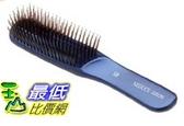 [東京直購] IKEMOTO SEN-705-BL 日本製 頭皮按摩梳子 髮梳 藍 Seduce Hair Care Brush L size