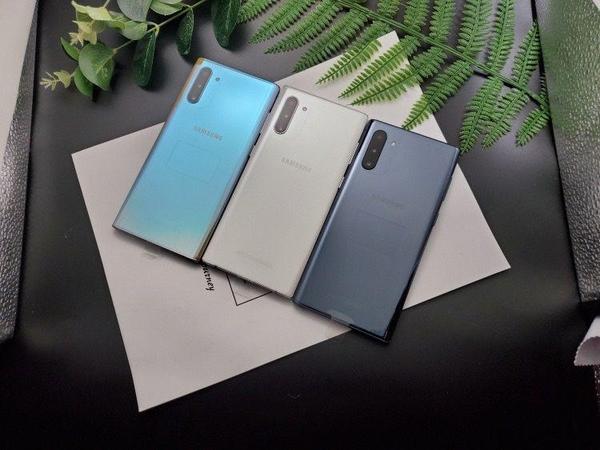 全新已拆封 三星 SAMSUNG Note10+ Note10 Plus 5G版 12G/256G Note 10+ 5g 美版
