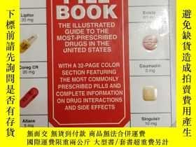 二手書博民逛書店36開英文原版罕見The Pill Book (13th edi
