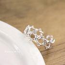 S925銀高雅大方設計感 戒指-維多利亞160561