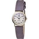 Rosemont玫瑰錶 NS系列小時鐘復古腕錶 TNS008-YWA-GDB
