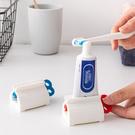 擠牙膏器 擠壓器 手動擠牙膏 封口夾 旋轉擠壓器 密封夾 創意軟管擠壓器【K083】生活家精品