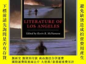 二手書博民逛書店The罕見Cambridge Companion to the Literature of Los Angeles
