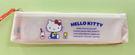 【震撼精品百貨】Hello Kitty 凱蒂貓~Hello Kitty日本SANRIO三麗鷗KITTY透明化妝包/筆袋-復古*00294