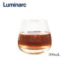 法國樂美雅Luminarc 杯口純金邊干邑系列(300cc) 水杯 酒杯 玻璃杯 飲料杯 冷飲杯