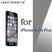 【東西商店】Just Mobile Xkin Tempered Glass iPhone 6 / 6 Plus 透明玻璃保護貼